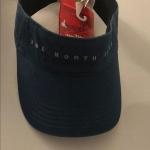 the North Face visor